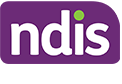 NDIS Approved Provider logo